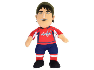 Washington Capitals Alexander Ovechkin 10inch Player Plush Doll