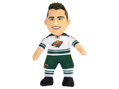 Minnesota Wild Zach Parise 10inch Player Plush Doll