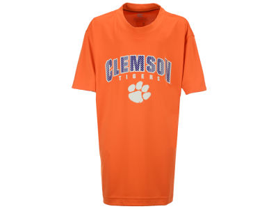 Clemson Tigers Colosseum NCAA Youth Mesh Poly T-Shirt