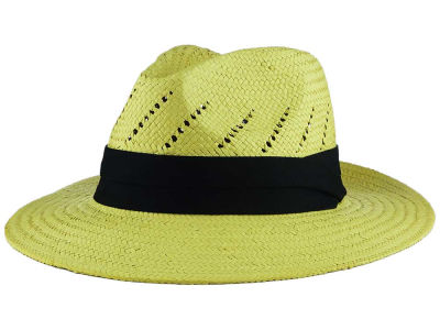 LIDS Private Label Natural Paper Straw Wide Brim