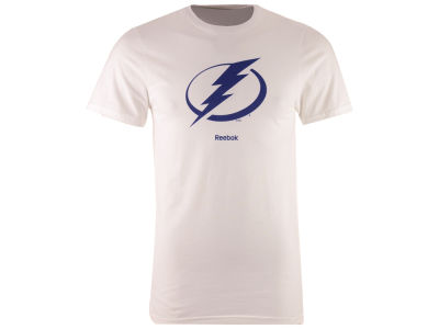 Tampa Bay Lightning Reebok NHL Men's Primary Logo Special Net T-Shirt