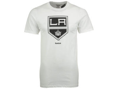 Los Angeles Kings Reebok NHL Men's Primary Logo Special Net T-Shirt