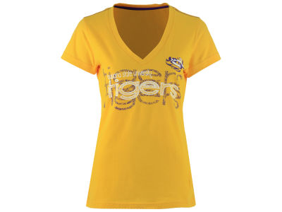 LSU Tigers G-III Sports NCAA Women's Away Game T-Shirt