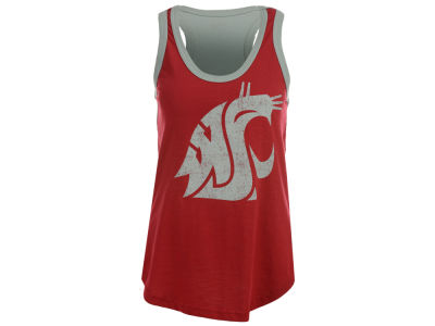 Washington State Cougars GIII NCAA Women's Power Alley Tank