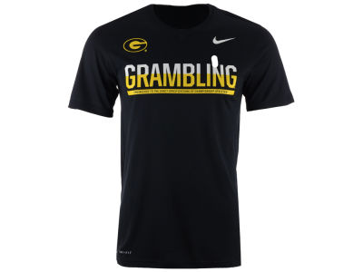 Grambling Tigers Nike NCAA Mens Legend Staff Sideline T-Shirt