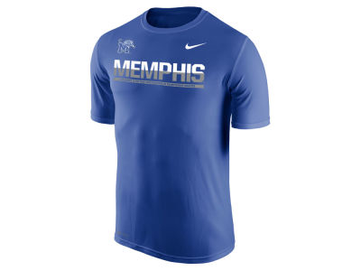 Memphis Tigers Nike NCAA Mens Legend Staff Sideline T-Shirt