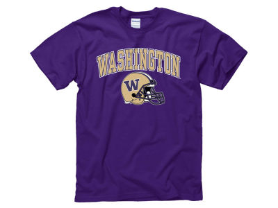Washington Huskies NCAA 2 for $28 NCAA Men's Midsize Helmet T-Shirt