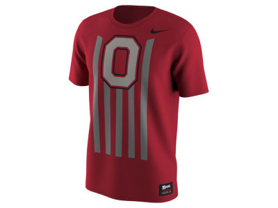 Ohio State Buckeyes Nike NCAA Men's AlternateThrowback T-Shirt