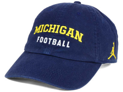 Michigan Wolverines Nike NCAA H86 Adjustable Cap