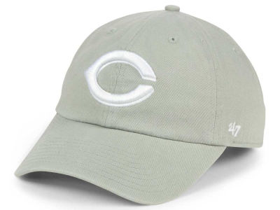 Cincinnati Reds '47 MLB Gray White '47 CLEAN UP Cap