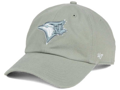 Toronto Blue Jays '47 MLB Gray White '47 CLEAN UP Cap