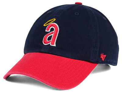 Los Angeles Angels '47 MLB Cooperstown '47 CLEAN UP Cap