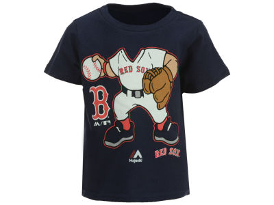 Boston Red Sox Outerstuff MLB Infant Pint-Sized Pitcher T-Shirt