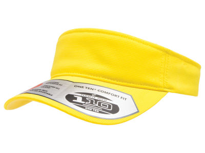 Flexfit Blank Light Weight W/R Poly Micro Span Visor
