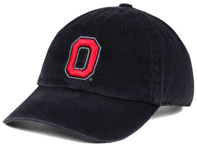Ohio State Buckeyes J America NCAA Relaxed Club Block O Cap