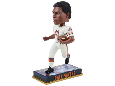 "Chicago Bears Gale Sayers Forever Collectibles 8"" Retired Player Bobbleheads"