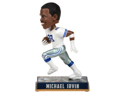 "Dallas Cowboys Michael Irvin 8"" Retired Player Bobbleheads"