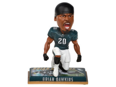 "Philadelphia Eagles Brian Dawkins Forever Collectibles 8"" Retired Player Bobbleheads"