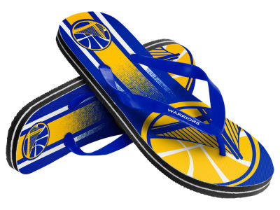 Golden State Warriors Gradient Big Logo Unisex Flip Flop