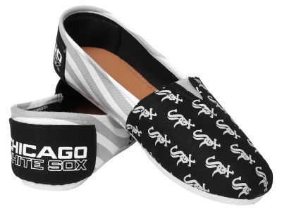 Chicago White Sox Canvas Logo Shoe