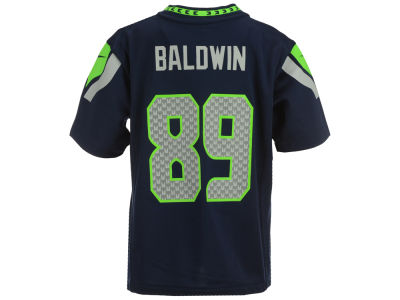 Seattle Seahawks Doug Baldwin Nike NFL Toddler Game Jersey