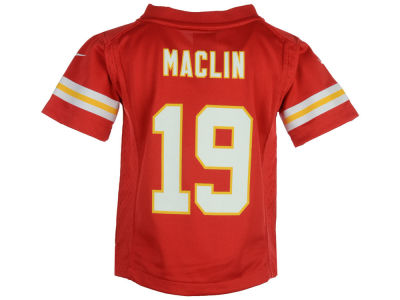 Kansas City Chiefs Jeremy Maclin Nike NFL Infant Game Jersey