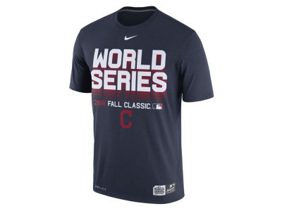 Cleveland Indians Nike MLB Men's 2016 World Series Bound Legend T-Shirt