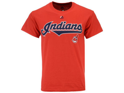 Cleveland Indians MLB Men's Official Legacy Logo T-Shirt