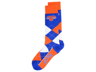 New York Knicks Argyle Dress Socks