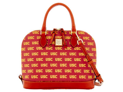 USC Trojans Dooney & Bourke Zip Zip Satchel