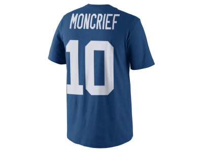 Indianapolis Colts Donte Moncrief Nike NFL Men's Pride Name and Number T-Shirt