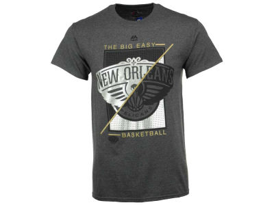 New Orleans Pelicans NBA 2 for $30 Majestic NBA Men's Fashion T-Shirt