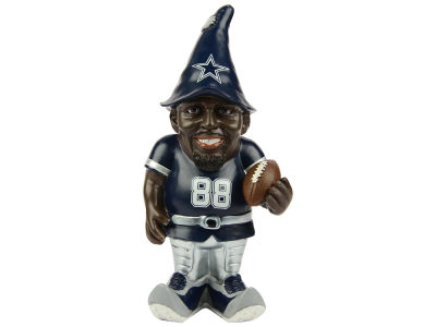 Dallas Cowboys Dez Bryant Resin Player Gnomes