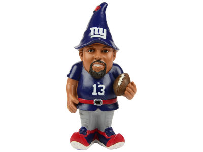 New York Giants Odell Beckham Jr. Forever Collectibles Resin Player Gnomes