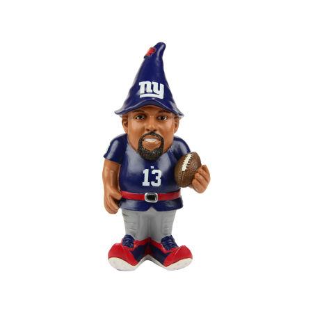 New York Giants Odell Beckham Jr. Resin Player Gnomes