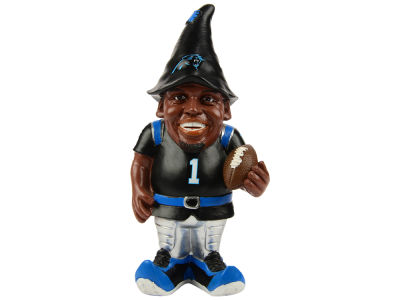 Carolina Panthers Cam Newton Resin Player Gnomes