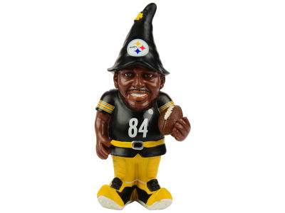 Pittsburgh Steelers Antonio Brown Resin Player Gnomes