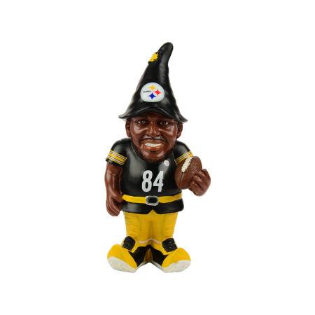 Pittsburgh Steelers Antonio Brown Resin Player Gnomes
