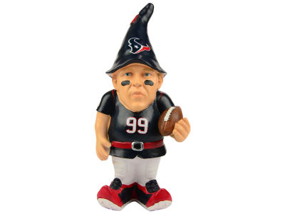 Houston Texans J. J. Watt Forever Collectibles Resin Player Gnomes