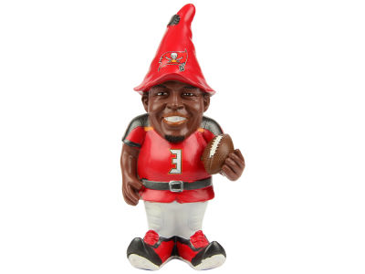 Tampa Bay Buccaneers Jameis Winston Forever Collectibles Resin Player Gnomes