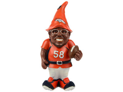 Denver Broncos Von Miller Resin Player Gnomes
