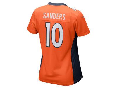 67a20e1b5 Denver Broncos Emmanuel Sanders Nike NFL Women s Game Jersey