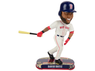 Boston Red Sox David Ortiz Forever Collectibles Headline Bobblehead