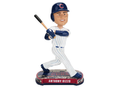 Chicago Cubs Anthony Rizzo Forever Collectibles Headline Bobblehead