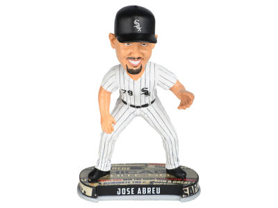 Chicago White Sox Jose Abreu Headline Bobblehead