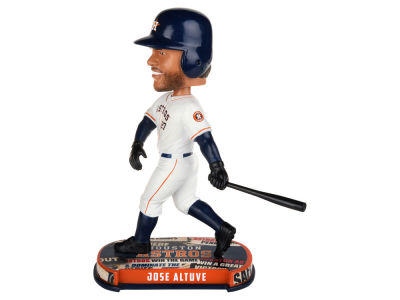 Houston Astros Jose Altuve Headline Bobblehead