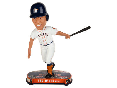Houston Astros Carlos Correa Forever Collectibles Headline Bobblehead