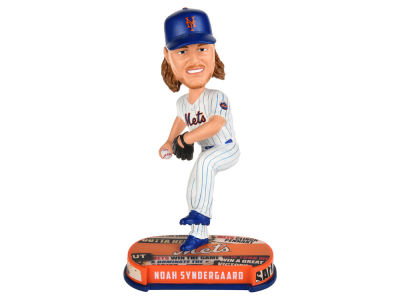 New York Mets Noah Syndergaard Headline Bobblehead