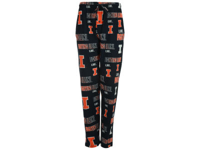 Illinois Fighting Illini NCAA Men's Sweep Sleep Pants