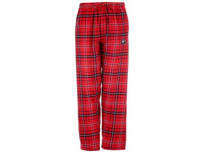 Georgia Bulldogs Concept Sports NCAA Men's Ultimate Flannel Sleep Pants